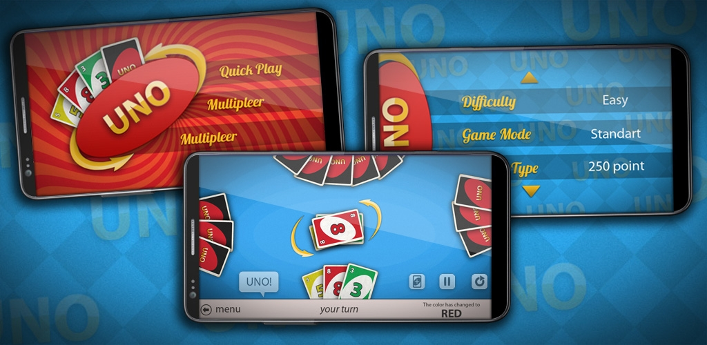 Game Uno design / Android